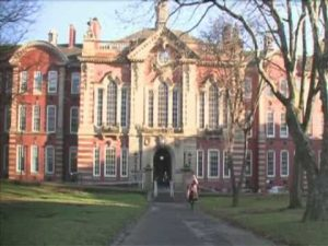 University of Sheffield England